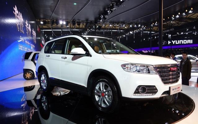 Китайский автопром в россии модельный ряд фото