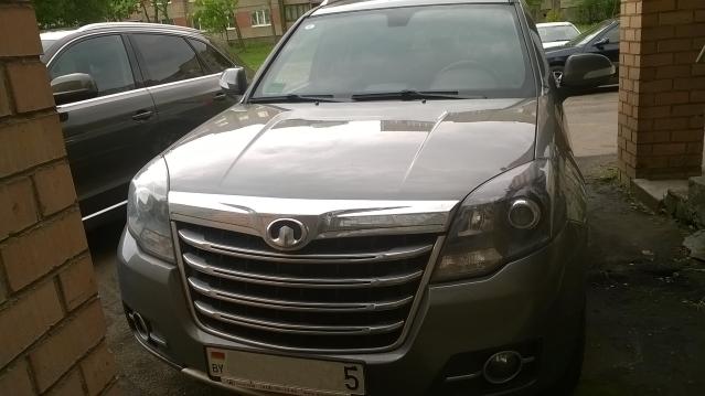 китайские автомобили минск h5