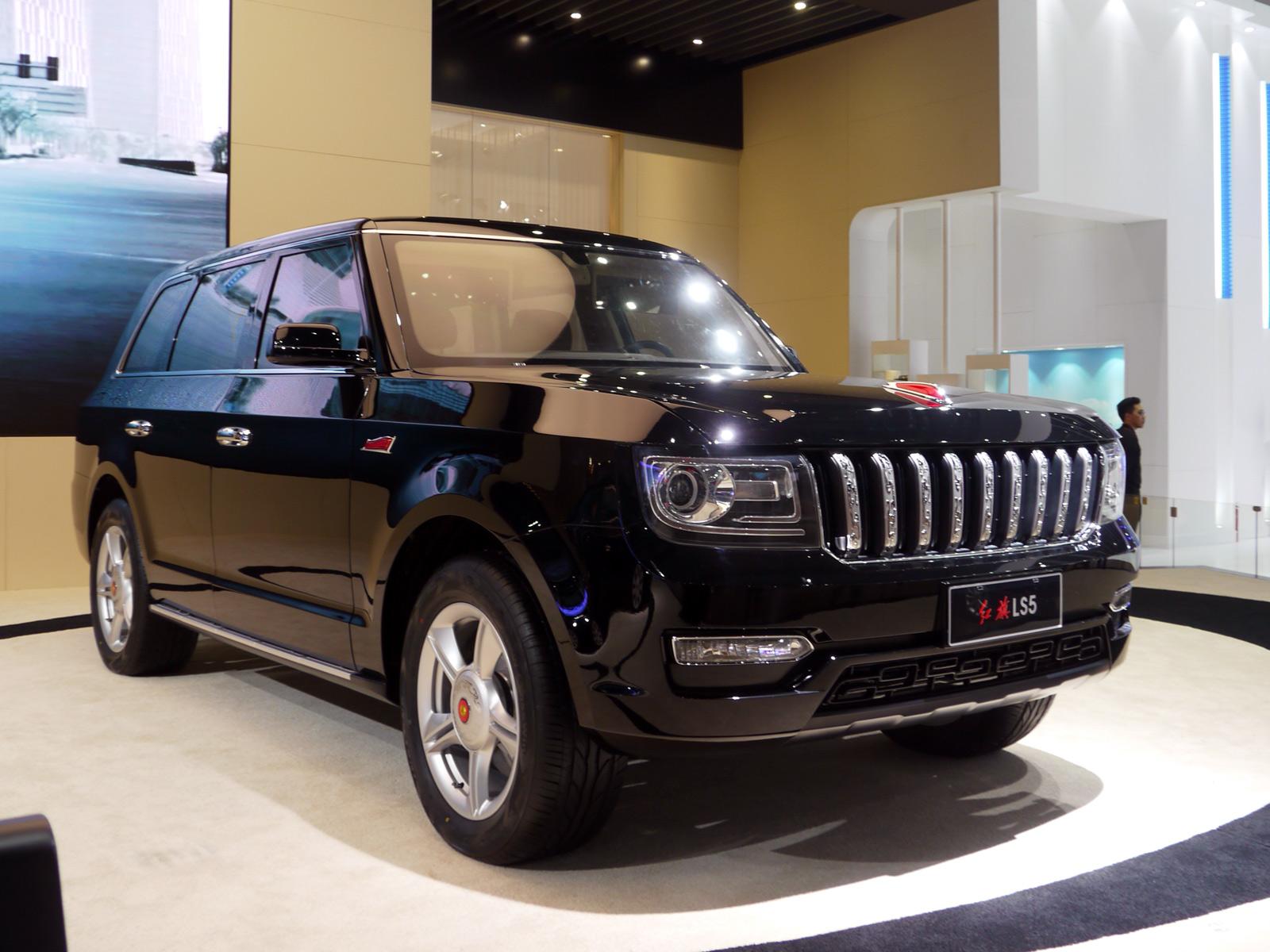 Hongqi LS5 SUV