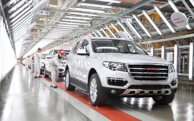 Китайские автомобили Haval, интервью с руководителем