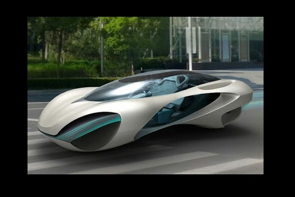 Geely планирует создавать летающие автомобили