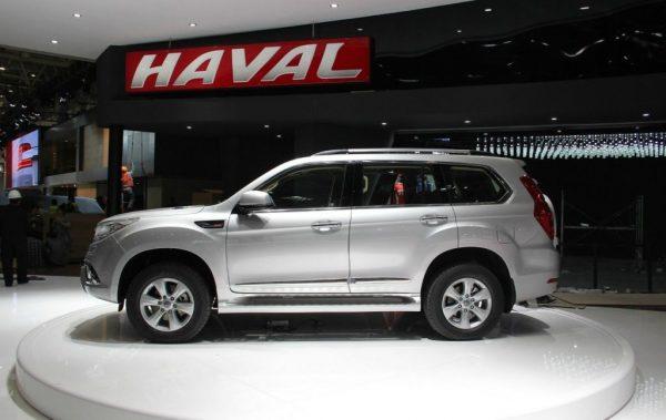 Haval продолжает укреплять позиции на рынке, chinamobil