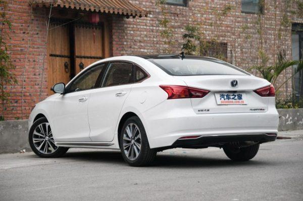 Начался выпуск нового автомобиля, Changan Raeton CC