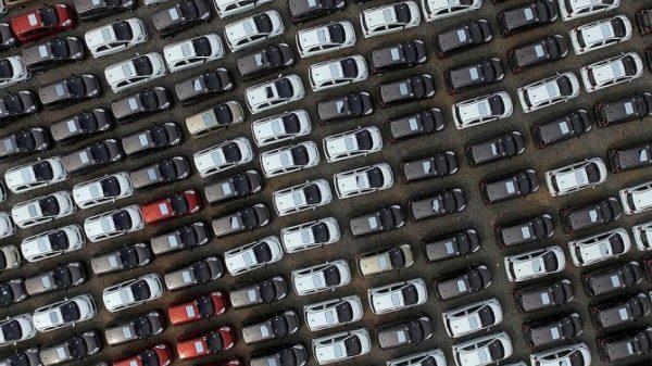 Китайский автомобильный рынок продолжает рост