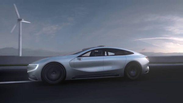 К 2020 году Джили перейдет на продажу автомобилей с новыми источниками энергии