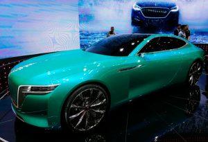 DFM концепт-кар, Пекинский автосалон