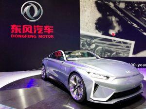 DFM концепт-кар, фото нового Dongfeng