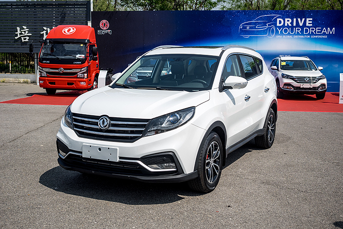 DFM Dongfeng 580