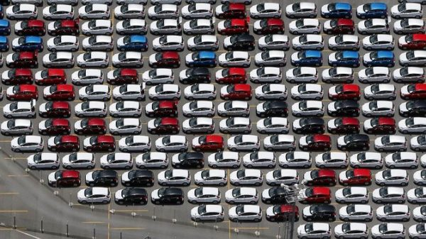 Рынок китайских авто проделжил рост