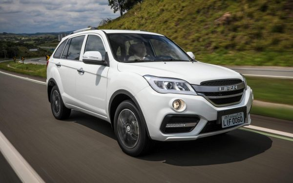 ТОП-10 самых продаваемых китайский автомобилей за первое полугодие 2018