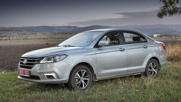 Lifan Solano - топ 10 продаваемых китайских авто