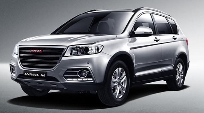 Haval H6 Coupe обновленная версия уже продается в Китае, ждем в Беларуси