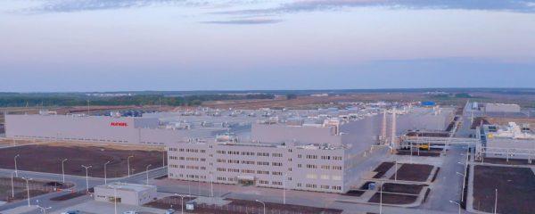 Завод Haval в Туле